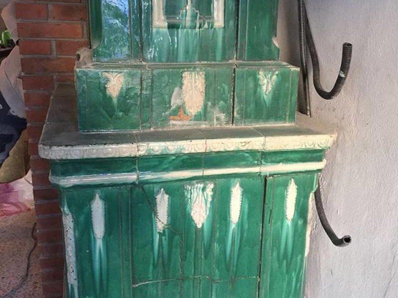 Vendesi antica stufa di Sfruz